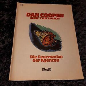 DAN COOPER Nr. 22, schöner BASTEI Fliegerabenteuer-Comic mit Magazinteil, 1981