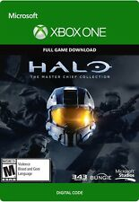 Halo The Master Chief Collection XBOX ONE GAME Digital Download Code (no disc)