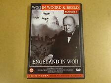 DVD / WOII IN WOORD EN BEELD NR.4 - ENGELAND IN WOII