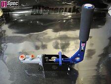 Universal azul horizontal vertical de freno de mano hidráulico a la deriva Rally freno de mano