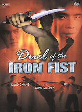 Duel of the Shaolin Fist DVD 2004 Kung Fu Knife Fights Gangsters Hong Kong Style