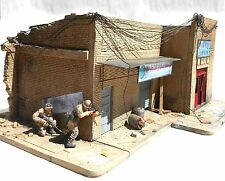 "Dioramas Plus DP26 ""Shorted Out"" Middle East Iraq 1/35 Scale Building Structure"
