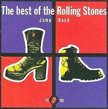 THE ROLLING STONES Jump Back The Best Of CD BRAND NEW