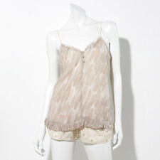 Princess Vera Wang Feather Pleated Tank - Juniors Size XL