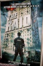 Cinema Banner: RAID, THE 2013 Iko Uwais Ananda George Ray Sahetapy Gareth Evans
