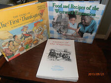 Stories of the Pilgrims  Margaret B. Pumphrey / Story of the First Thanksgiving