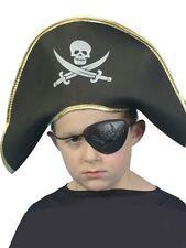 Enfant Déguisement De Capitaine Pirate Chapeau Costume 1900