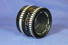 Meyer-Optik Görlitz ORESTON 50mm f1.8 BOKEH INSUPERABILE ANNI 60 VITE M42