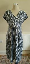 Boden Cotton Blend Striped Dresses for Women