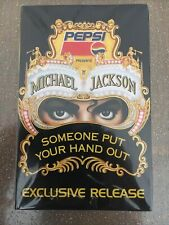 MC Kassette Michael Jackson - Someone Put Your Hand Out Pepsi Promo