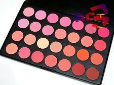 28 Color Professional Make Up Blush Matte & Shimmer Palette - Long Lasting