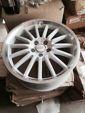 Audi 18 X 8 Race Wheel 8K0 071 498 A1ZL. White Center Cap Included 58800 Look Li