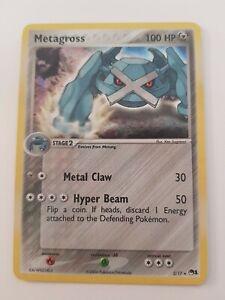 Metagross Pop Series 1 Holo Pokemon Card TCG - RARE