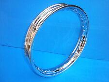 BMW rim R51/3-68 steel chromed full hub piece