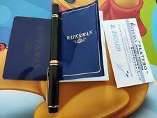 Waterman le man 200 Fountain Pen 18K nib with converter