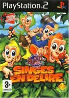 PS2 / Playstation 2 - Buzz! Junior: Jungle Party ENGLISCH ohne Buzzer nur CD