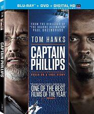 Captain Phillips (Blu-ray - Region A)
