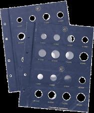 cod.315537 Fogli VISTA Generici per seriette Euro- ditta Leuchtturm