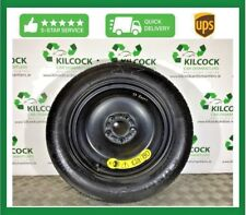2010 FORD FOCUS SPARE WHEEL & HANKOOK TYRE T 125/85 R16 99M 1S71MH07299