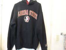 Florida State Hooded Sweater Men's size Large Black
