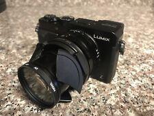 Panasonic LUMIX DMC-LX100 12.8MP Digital Camera - Black