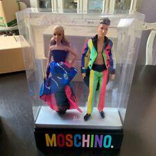 MOSCHINO Barbie and Ken Giftset Jeremy Scott
