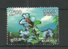 INDIA 2006 KURINJI FLOWERS SG,2329 UM/M NH LOT 2909A