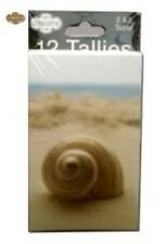 Congress Seashell Bridge Tallies  Tally For Keeping Score Playing Cards Bicycle