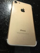 APPLE iPHONE 7 32GB GOLD UNLOCKED SIMFREE WITH GENUINE ACCESSORIES, NO BOX 🇬🇧