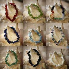 Crystal Gem Bracelets - Quality semi precious stones, Costume Jewellery Crystals
