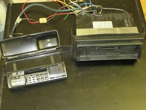 ALPINE 7524 Car Stereo Cassette Player 25W x 4