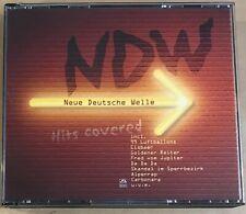 3CDs NDW - Neue Deutsche Welle (Hits covered) 2000 GER