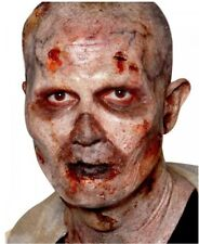 Stage 2 Zombie Foam Latex Mask Woochie Professional Prosthetic Adult Size