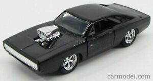 DODGE DOM'S DODGE CHARGER R/T 1970 FAST & FURIOUS 7 SCALA 1/32 JADA 97042-24037