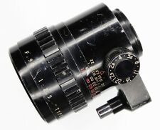 Angenieux 90mm f2.5 Auto Black Exakta mount  #1181208