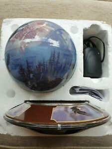 Levitating Globe, Brand New