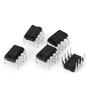 lm386n dip//dil8-1st Class Post 10 X Lm386 Amplificador De Audio Ic