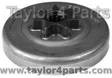 "Silver Streak Pro Spur Sprocket 3/8"" LP Pitch,6 Teeth ECHO CS 17500539132 (1627)"