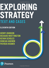 Exploring Strategy - Texts and Cases
