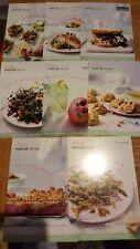 8 Waitrose recipe cards - all May 2015