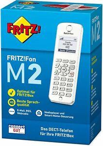 Fachhändler: AVM FRITZ!Fon M2 DECT-Komforttelefon