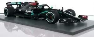 Mercedes-AMG F1 Winner Austrian GP 2020 Valtteri Bottas in 1:18 by Spark