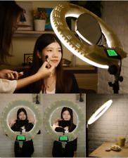 Yidoblo AX-480EII 18'' 48W 240 LEDs Dimmable LED Ring Light  For Beauty Makeup