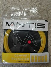 Mantis Comfort Polyester Tennis String 1.25mm/17G