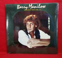 BARRY MANILOW - GREATEST HITS VOLUME 2 - ARISTA - 1983 LP - factory  SEALED