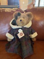 "Boyds Bears Amber B. Oakley 904001 Jointed 16"" Bear Plush"