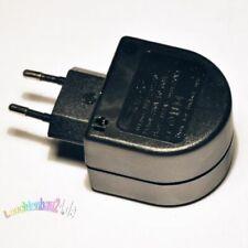 Netzsteckertrafo, Steckertrafo, 12V/20VA DIN-Lautsprecher-Buchse, sw