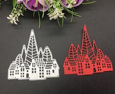 Hot House Metal Cutting Dies Scrapbooking Card Paper Embossing DIY Stencil Craft