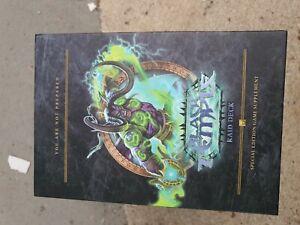 World of Warcraft Black Temple Raid Deck