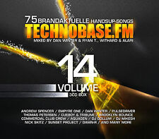 CD TechnoBase.FM Vol.14 von Various Artists  3CDs